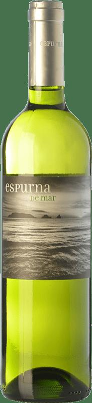 6,95 € Free Shipping | White wine Sumarroca Espurna de Mar D.O. Empordà Catalonia Spain Grenache White, Macabeo Bottle 75 cl