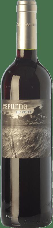 6,95 € Free Shipping | Red wine Sumarroca Espurna de Vent Joven D.O. Empordà Catalonia Spain Grenache, Carignan Bottle 75 cl
