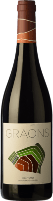 12,95 € Free Shipping | Red wine Sumarroca Graons Joven D.O. Montsant Catalonia Spain Syrah, Grenache, Carignan Bottle 75 cl