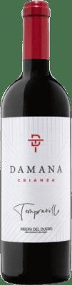 15,95 € Envío gratis   Vino tinto Tábula Damana Crianza D.O. Ribera del Duero Castilla y León España Tempranillo, Merlot, Cabernet Sauvignon Botella 75 cl