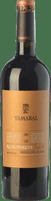 24,95 € Envoi gratuit | Vin rouge Tamaral Reserva D.O. Ribera del Duero Castille et Leon Espagne Tempranillo Bouteille 75 cl