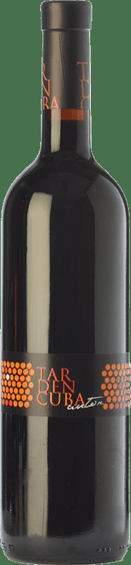16,95 € Envío gratis | Vino tinto Tardencuba Autor Crianza D.O. Toro Castilla y León España Tinta de Toro Botella 75 cl