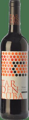 8,95 € Free Shipping | Red wine Tardencuba Roble D.O. Toro Castilla y León Spain Tinta de Toro Bottle 75 cl