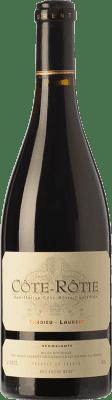 63,95 € Envío gratis | Vino tinto Tardieu-Laurent Reserva A.O.C. Côte-Rôtie Rhône Francia Syrah Botella 75 cl