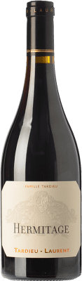 111,95 € Free Shipping | Red wine Tardieu-Laurent Crianza A.O.C. Hermitage Rhône France Syrah Bottle 75 cl