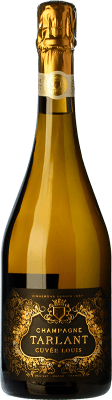 75,95 € Free Shipping | White sparkling Tarlant Cuvée Louis Reserva 2001 A.O.C. Champagne Champagne France Pinot Black, Chardonnay Bottle 75 cl. | Thousands of wine lovers trust us to get the best price guarantee, free shipping always and hassle-free shopping and returns.