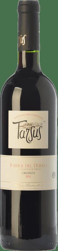 13,95 € Envoi gratuit | Vin rouge Tarsus Quinta Crianza D.O. Ribera del Duero Castille et Leon Espagne Tempranillo Bouteille Magnum 1,5 L