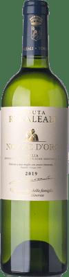 21,95 € Free Shipping | White wine Tasca d'Almerita Nozze d'Oro D.O.C. Contea di Sclafani Sicily Italy Sauvignon, Insolia Bottle 75 cl