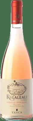 11,95 € Free Shipping | Rosé wine Tasca d'Almerita Regaleali Nerello Le Rose I.G.T. Terre Siciliane Sicily Italy Nerello Mascalese Bottle 75 cl