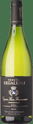 39,95 € Free Shipping | White wine Tasca d'Almerita I.G.T. Terre Siciliane Sicily Italy Chardonnay Bottle 75 cl