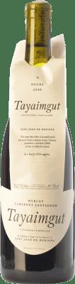 7,95 € Envoi gratuit | Vin rouge Tayaimgut Negre Crianza D.O. Penedès Catalogne Espagne Merlot, Cabernet Sauvignon Bouteille 75 cl