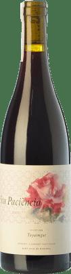 19,95 € Envoi gratuit | Vin rouge Tayaimgut Santa Paciència Crianza D.O. Penedès Catalogne Espagne Merlot, Cabernet Sauvignon Bouteille 75 cl