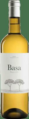 Vin blanc Telmo Rodríguez Basa D.O. Rueda Castille et Leon Espagne Viura, Verdejo, Sauvignon Blanc Bouteille 75 cl