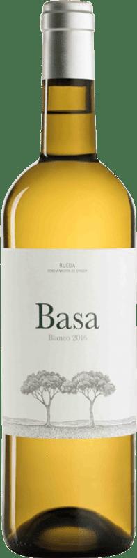 8,95 € Envoi gratuit   Vin blanc Telmo Rodríguez Basa D.O. Rueda Castille et Leon Espagne Viura, Verdejo, Sauvignon Blanc Bouteille 75 cl