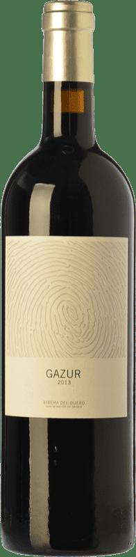 8,95 € Envío gratis   Vino tinto Telmo Rodríguez Gazur Joven D.O. Ribera del Duero Castilla y León España Tempranillo Botella 75 cl