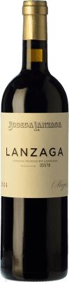 19,95 € Free Shipping | Red wine Telmo Rodríguez Lanzaga Crianza D.O.Ca. Rioja The Rioja Spain Tempranillo, Grenache, Graciano Bottle 75 cl
