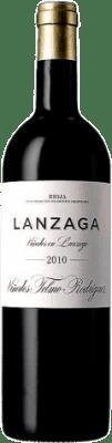 27,95 € Envoi gratuit | Vin rouge Telmo Rodríguez Lanzaga Crianza 2011 D.O.Ca. Rioja La Rioja Espagne Tempranillo, Grenache, Graciano Bouteille 75 cl