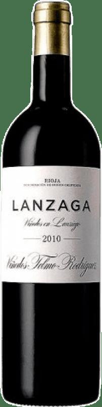 22,95 € Free Shipping | Red wine Telmo Rodríguez Lanzaga Crianza 2011 D.O.Ca. Rioja The Rioja Spain Tempranillo, Grenache, Graciano Bottle 75 cl