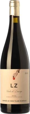 11,95 € Free Shipping | Red wine Telmo Rodríguez LZ Joven D.O.Ca. Rioja The Rioja Spain Tempranillo Bottle 75 cl