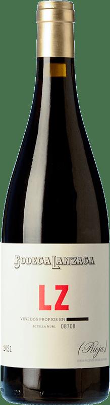 9,95 € Envío gratis   Vino tinto Telmo Rodríguez LZ Joven D.O.Ca. Rioja La Rioja España Tempranillo Botella 75 cl