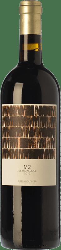 25,95 € Free Shipping | Red wine Telmo Rodríguez M2 de Matallana Crianza D.O. Ribera del Duero Castilla y León Spain Tempranillo Bottle 75 cl