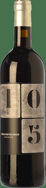8,95 € Free Shipping | Red wine Telmo Rodríguez Viña 105 Joven D.O. Cigales Castilla y León Spain Tempranillo, Grenache Bottle 75 cl