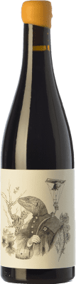 29,95 € Free Shipping | Red wine Tentenublo Escondite del Ardacho El Veriquete Joven D.O.Ca. Rioja The Rioja Spain Tempranillo, Grenache, Viura, Malvasía Bottle 75 cl