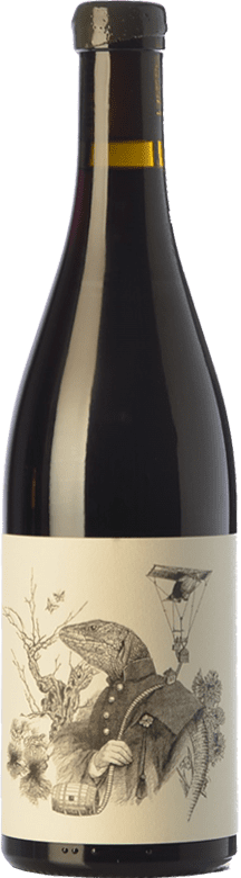 39,95 € Free Shipping | Red wine Tentenublo Escondite del Ardacho Las Guillermas Crianza D.O.Ca. Rioja The Rioja Spain Tempranillo, Viura Bottle 75 cl
