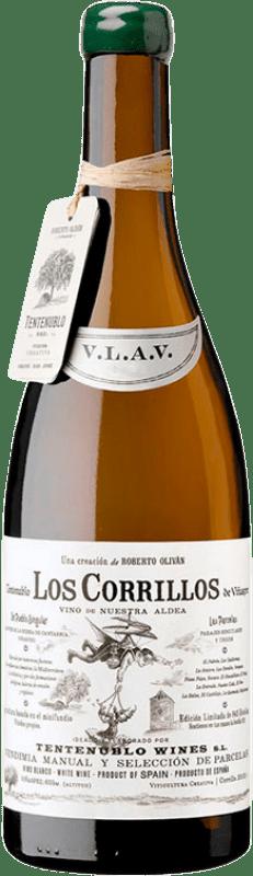 42,95 € Envoi gratuit | Vin blanc Tentenublo Los Corrillos Crianza D.O.Ca. Rioja La Rioja Espagne Viura, Malvasía, Jaén Bouteille 75 cl