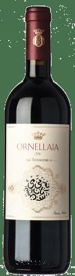 179,95 € Free Shipping | Red wine Ornellaia Edizione Limitata L'Essenza D.O.C. Bolgheri Tuscany Italy Merlot, Cabernet Sauvignon, Cabernet Franc, Petit Verdot Bottle 75 cl