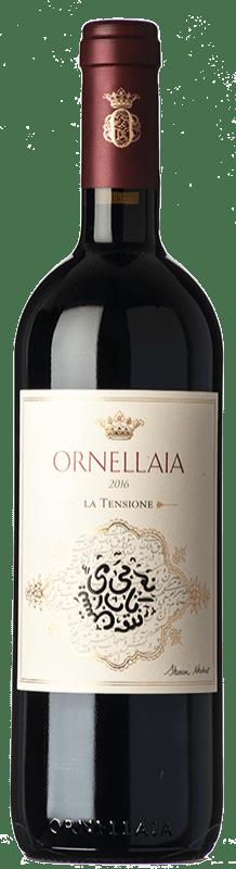 174,95 € Free Shipping | Red wine Ornellaia Edizione Limitata L'Essenza D.O.C. Bolgheri Tuscany Italy Merlot, Cabernet Sauvignon, Cabernet Franc, Petit Verdot Bottle 75 cl
