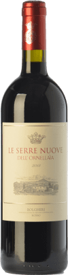 49,95 € Envoi gratuit | Vin rouge Ornellaia Le Serre Nuove D.O.C. Bolgheri Toscane Italie Merlot, Cabernet Sauvignon, Cabernet Franc, Petit Verdot Bouteille 75 cl