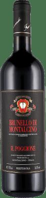 48,95 € Kostenloser Versand | Rotwein Il Poggione D.O.C.G. Brunello di Montalcino Toskana Italien Sangiovese Flasche 75 cl