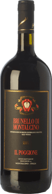 126,95 € Envoi gratuit   Vin rouge Il Poggione D.O.C.G. Brunello di Montalcino Toscane Italie Sangiovese Bouteille Magnum 1,5 L