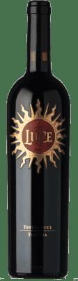 118,95 € Free Shipping | Red wine Luce della Vite I.G.T. Toscana Tuscany Italy Merlot, Sangiovese Bottle 75 cl