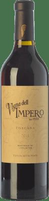 96,95 € Free Shipping   Red wine Tenuta Sette Ponti Vigna dell'Impero I.G.T. Toscana Tuscany Italy Sangiovese Bottle 75 cl