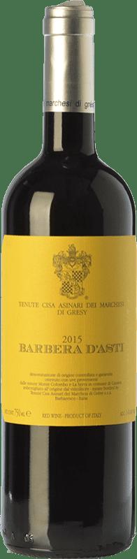 9,95 € Free Shipping   Red wine Cisa Asinari Marchesi di Grésy D.O.C. Barbera d'Asti Piemonte Italy Barbera Bottle 75 cl