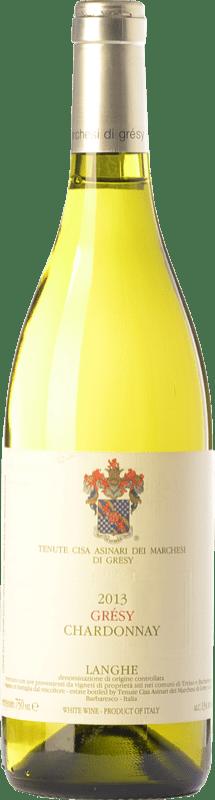 33,95 € Free Shipping   White wine Cisa Asinari Marchesi di Grésy D.O.C. Langhe Piemonte Italy Chardonnay Bottle 75 cl
