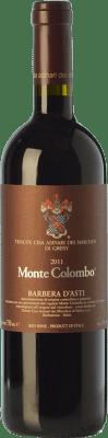 32,95 € Free Shipping   Red wine Cisa Asinari Marchesi di Grésy Asti Monte Colombo D.O.C. Barbera d'Asti Piemonte Italy Barbera Bottle 75 cl