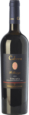 53,95 € Free Shipping   Red wine Cabreo Il Borgo I.G.T. Toscana Tuscany Italy Cabernet Sauvignon, Sangiovese Bottle 75 cl