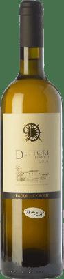 43,95 € Envío gratis | Vino blanco Dettori Bianco I.G.T. Romangia Sardegna Italia Vermentino Botella 75 cl