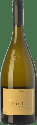 18,95 € Envoi gratuit | Vin blanc Terlano Kreuth D.O.C. Alto Adige Trentin-Haut-Adige Italie Chardonnay Bouteille 75 cl