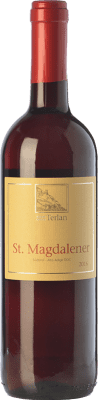 14,95 € Free Shipping | Red wine Terlano St. Magdalener D.O.C. Alto Adige Trentino-Alto Adige Italy Lagrein, Schiava Bottle 75 cl