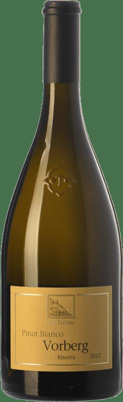 24,95 € Envoi gratuit | Vin blanc Terlano Pinot Bianco Vorberg D.O.C. Alto Adige Trentin-Haut-Adige Italie Pinot Blanc Bouteille 75 cl