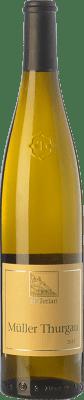 15,95 € Free Shipping | White wine Terlano D.O.C. Alto Adige Trentino-Alto Adige Italy Müller-Thurgau Bottle 75 cl