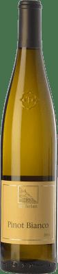15,95 € Free Shipping | White wine Terlano Pinot Bianco D.O.C. Alto Adige Trentino-Alto Adige Italy Pinot White Bottle 75 cl