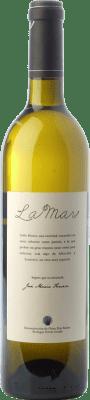 24,95 € Envío gratis | Vino blanco Terras Gauda La Mar D.O. Rías Baixas Galicia España Loureiro, Albariño, Caíño Blanco Botella 75 cl
