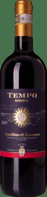 23,95 € Free Shipping | Red wine Terre di Talamo Tempo Riserva Reserva D.O.C.G. Morellino di Scansano Tuscany Italy Sangiovese Bottle 75 cl