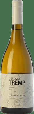 13,95 € Free Shipping | White wine Terrer de Pallars Conca de Tremp Blanc D.O. Costers del Segre Catalonia Spain Grenache White, Macabeo Bottle 75 cl