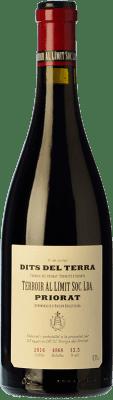 67,95 € Free Shipping | Red wine Terroir al Límit Dits del Terra Reserva D.O.Ca. Priorat Catalonia Spain Carignan Bottle 75 cl